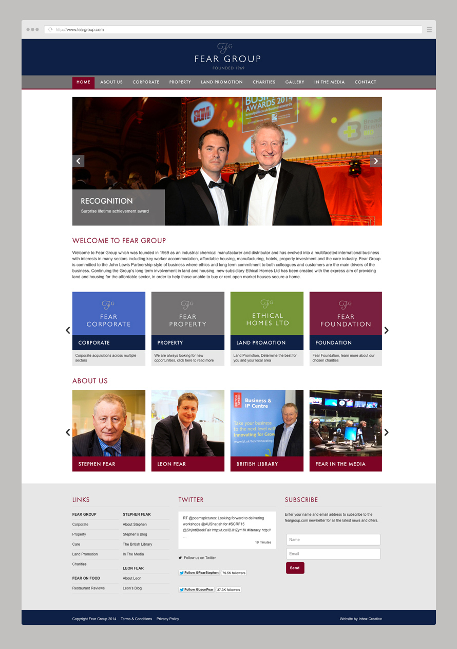 Wiltshire Web Design