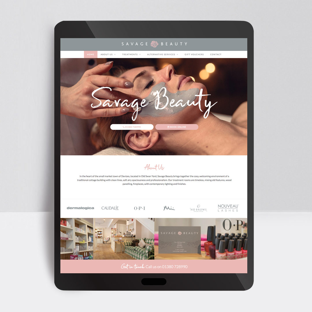 Small Business Web Design